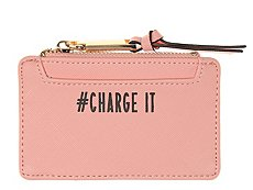 Violet Ray Charge It Coin Purse