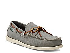 Eastland Yarmouth Canvas Boat Shoe