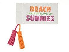 Violet Ray Beach Sunnies Sunglasses Case