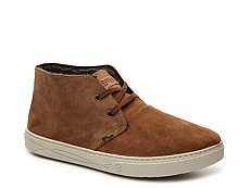 Natural World Suede Chukka Boot