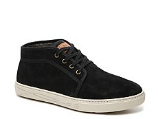 Natural World Suede Mid-Top Sneaker