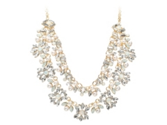 One Wink Crystal Statement Necklace Dsw