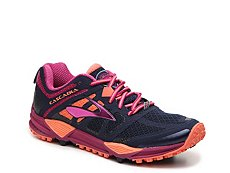Brooks Cascadia 11 Performance Trail Running Shoe - Womens