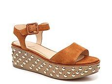 B Brian Atwood Franki Wedge Sandal
