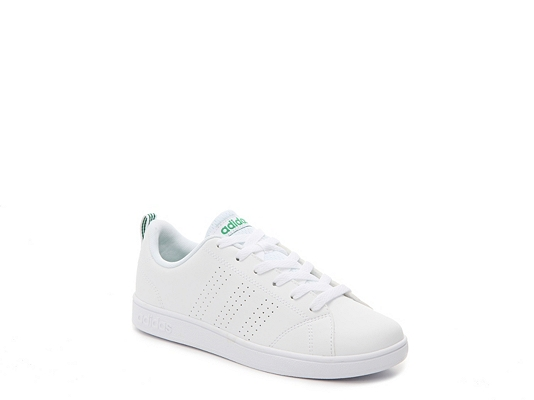 adidas NEO Advantage Clean Girls Toddler & Youth Sneaker