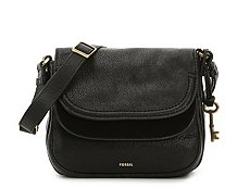 Fossil Peyton Leather Crossbody Bag