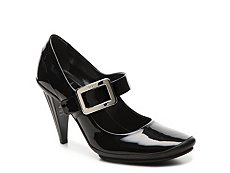 Final Sale - Roger Vivier Patent Leather Mary Jane Pump