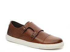 Crevo Lawless Double Monk Strap Slip-On