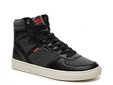 Levi's Jeffrey High-Top Sneaker
