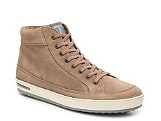 Final Sale - Tod's Suede High-Top Sneaker
