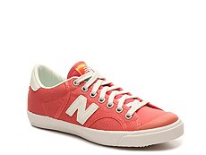 New Balance Classic Pro Court Canvas Sneaker - Womens