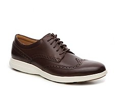 Cole Haan Grand Tour Leather Wingtip Oxford