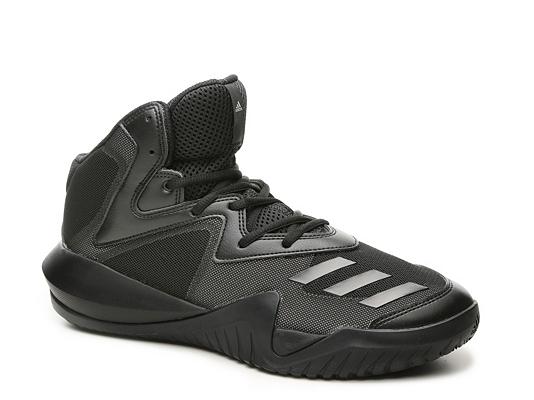 adidas Crazy Team Basketball Shoe - Mens