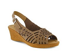 Spring Step Udoban Wedge Sandal