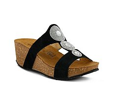 Spring Step Tada Wedge Sandal