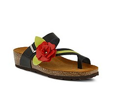 Spring Step Lilah Wedge Sandal