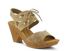 Spring Step Gerberas Sandal