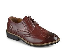 Vance Co. Butch Wingtip Oxford