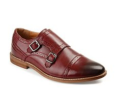 Vance Co. Monk Strap Slip-On