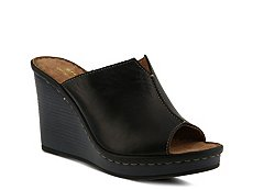 Spring Step Chrisy Wedge Sandal