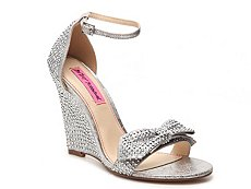 Betsey Johnson Delancyy Wedge Sandal