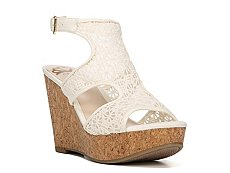 Fergalicious Kendra Wedge Sandal