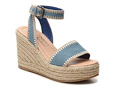 Coconuts Frenchie Wedge Sandal