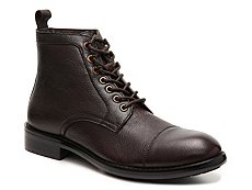 Kenneth Cole Reaction Truck Er Cap Toe Boot
