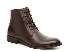 Kenneth Cole Reaction Direct Route Cap Toe Boot