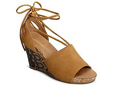Aerosoles Spring Plush Wedge Sandal