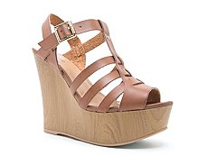 Qupid Kendall-30 Wedge Sandal