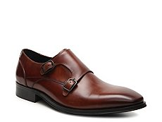 Kenneth Cole Cover Monk Strap Slip-On