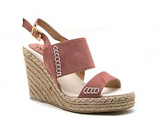Qupid Knox-01XX Wedge Sandal