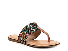 Rock & Candy Blaney Flat Sandal