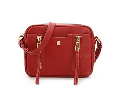 Rian Double Zip Crossbody Bag