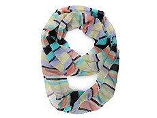 Cejon Accessories Stripes Infinity Scarf