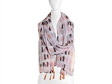 Betsey Johnson United Colors Oblong Scarf