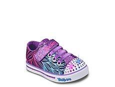 Skechers Twinkle Toes Sparkle Glitz Girls Infant & Toddler Light-Up Sneaker
