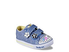 Skechers Petal Pop Girls Toddler Light-Up Sneaker