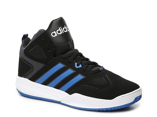 adidas Cloudfoam Thunder Basketball Shoe - Mens