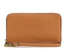 Fossil Emma Smartphone Leather Wristlet
