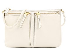 Fossil Elise Leather Crossbody Bag