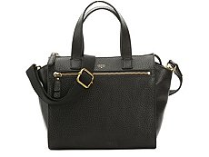 Fossil Tessa Leather Satchel