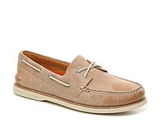 Sperry Top-Sider Gold A/O Nubuck Boat Shoe