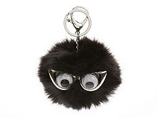 Catherine Stein Design Eye Pom Bag Charm