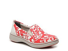 Dansko Belle Floral Slip-On Sneaker