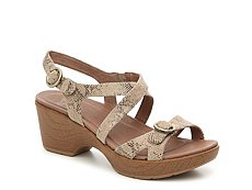Dansko Julie Wedge Sandal