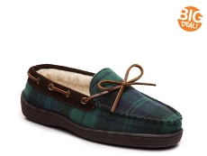 Florsheim Plaid Slipper