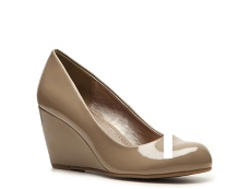 CL by Laundry Nima Patent Wedge Pump