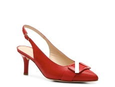 Final Sale - Rangoni by Amalfi Palena Textured Leather Pump